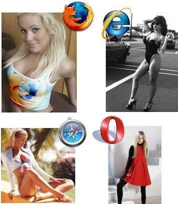 diferentes tipos de buscadores: